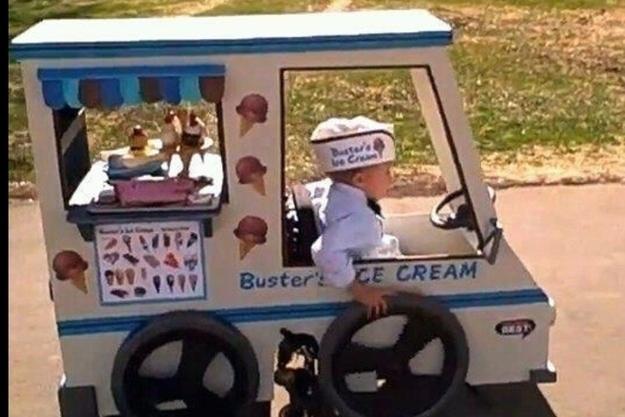 buster ice cream