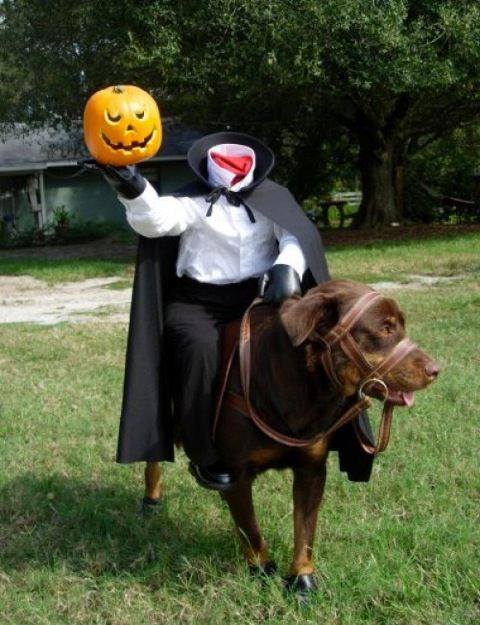 headless horseman costume | Daytripfinder blog