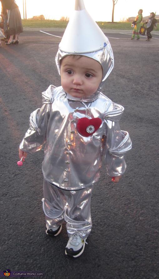wizard of oz tin man costume