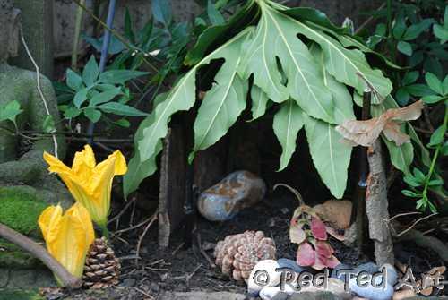 Fairy House (or Elf House!)