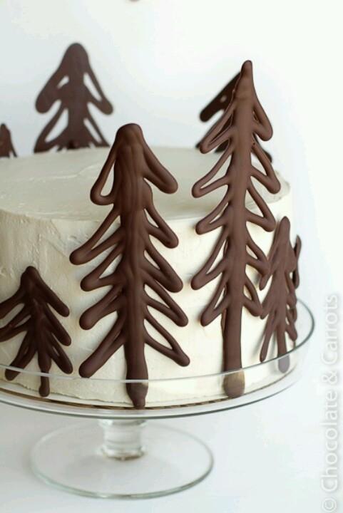 Chocolate Pines