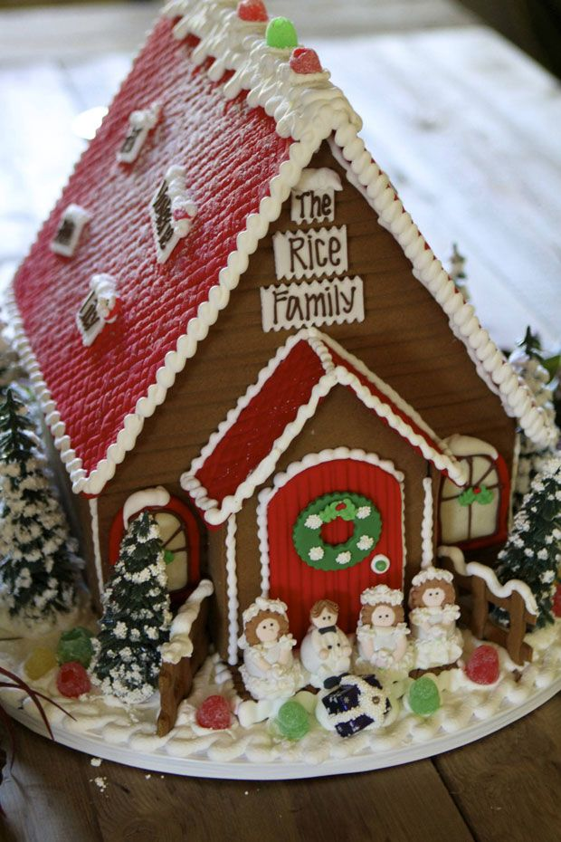 Gingerbread House 12