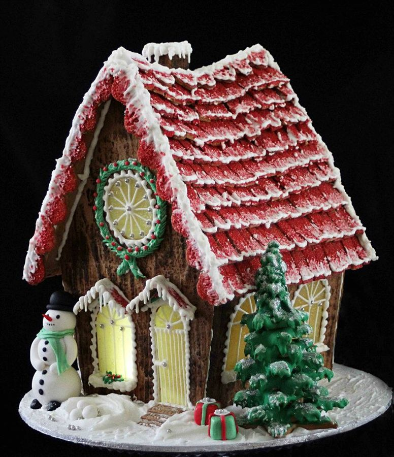 Gingerbread House 16