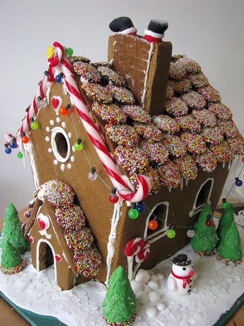 Gingerbread House 21