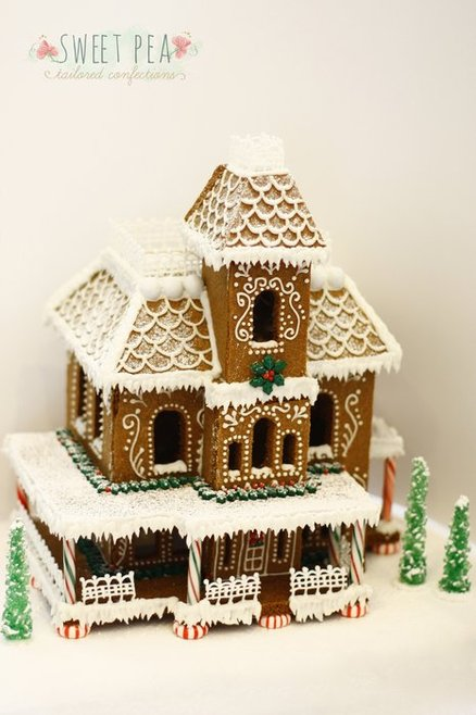 Gingerbread House 23