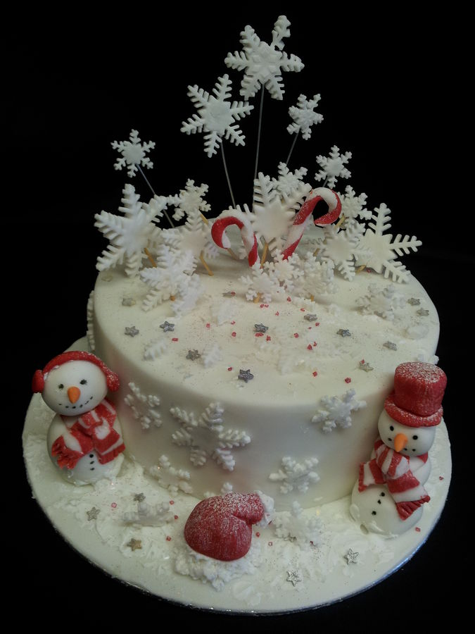 Christmas Cake Designs.50 Fantastic Christmas Cake Ideas Your Ultimate Guide To