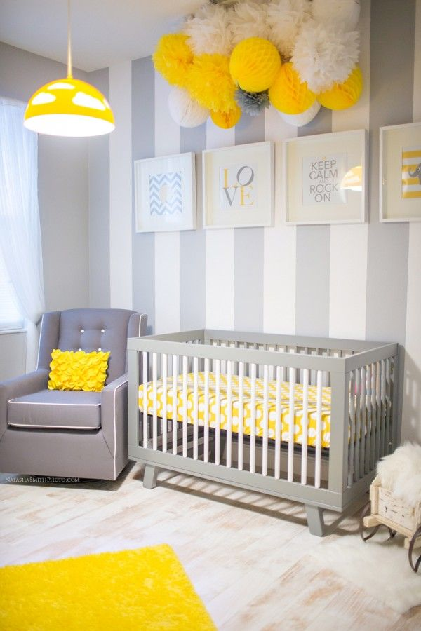 20 Nursery Ideas: Design Ideas, Baby Nursery Decor, Room ...