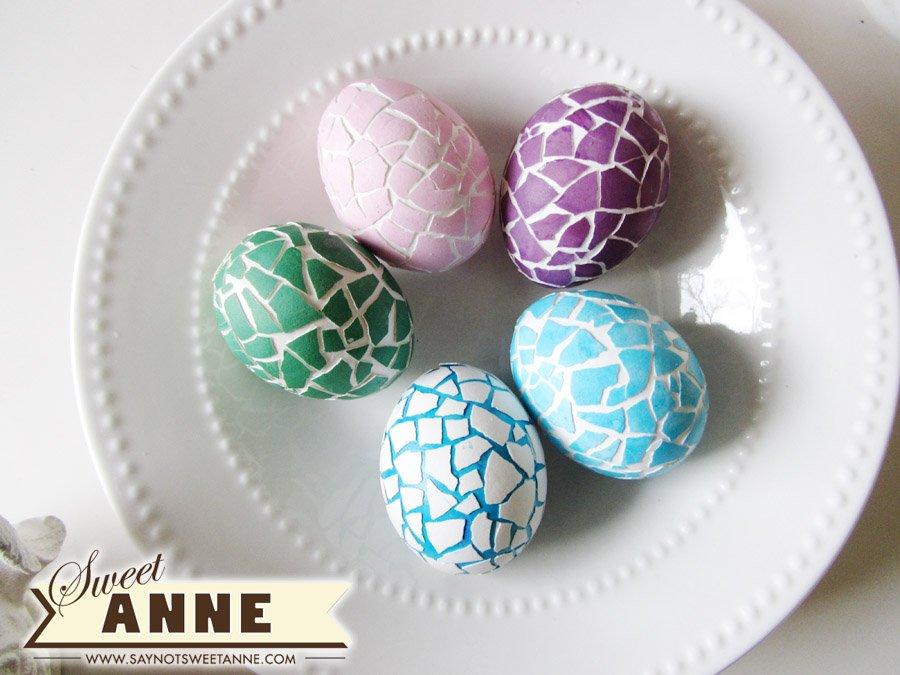 Masaic Eggs
