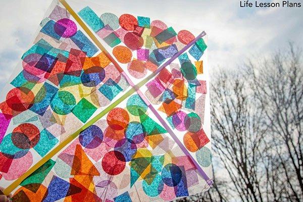 Confetti Kite